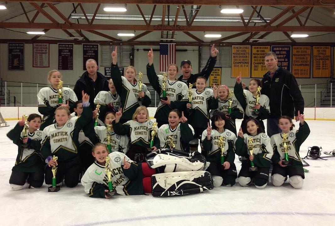 Boston Junior Eagles Girls Hockey