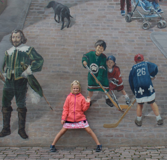 S2 quebec city mural