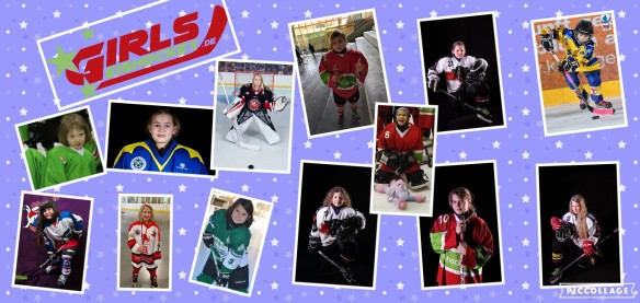 GirlsEishockey_Team