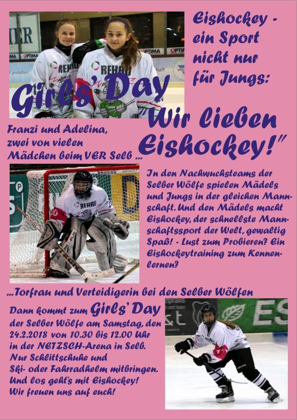Girls Day Selb